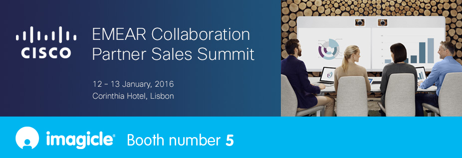 Cisco EMEAR Collaboration and Contact Center Partner Sales Summit 2016, 12– 13 January, Lisbon