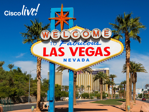 Cisco Live Las Vegas 2016