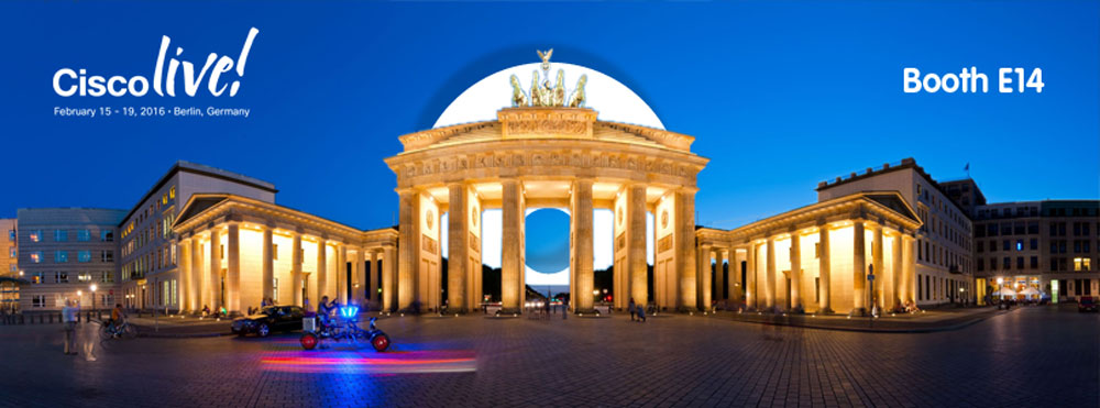Cisco Live Berlin 2016