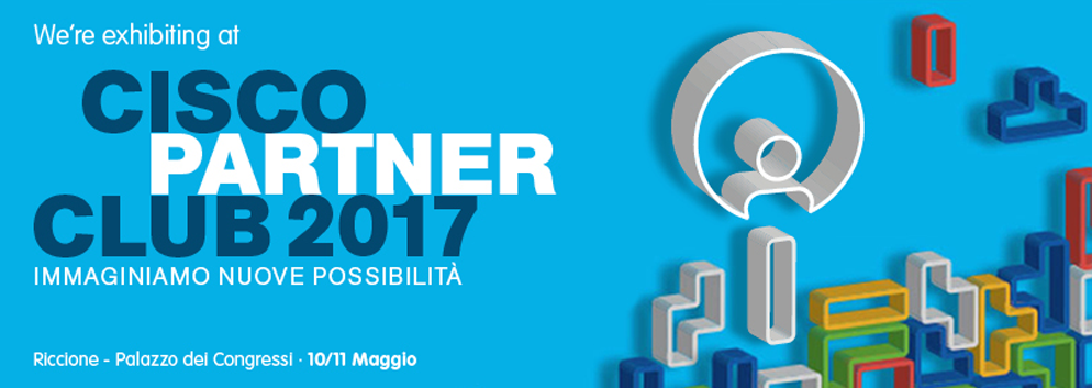Cisco Partner Club Riccione 2016