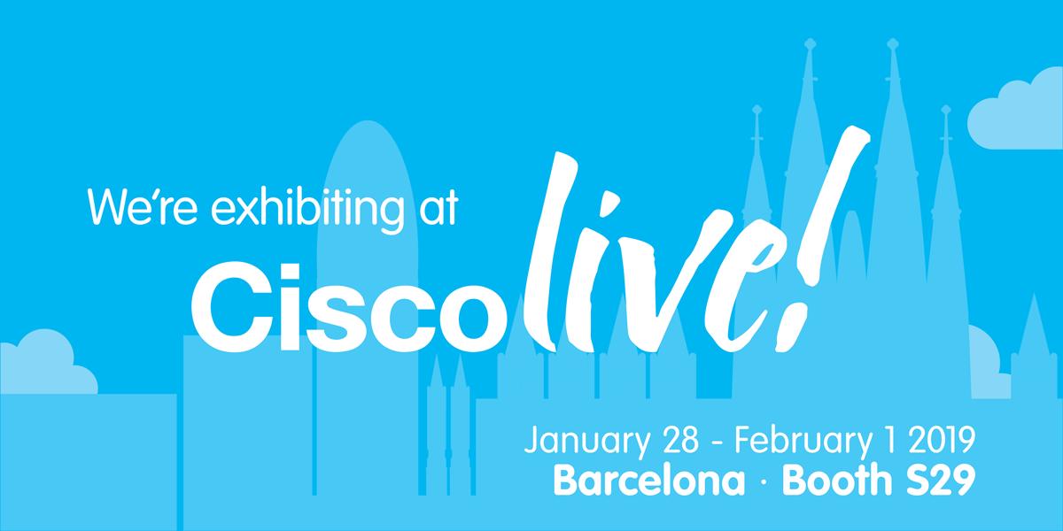 Cisco Live EMEA 2019 Barcelona