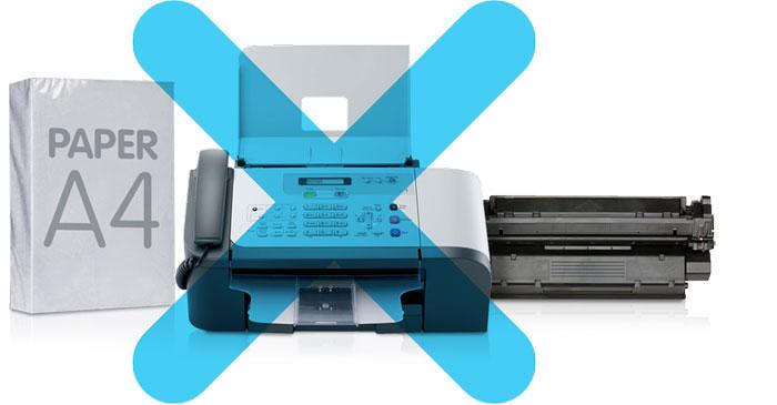 Servidor de fax IP