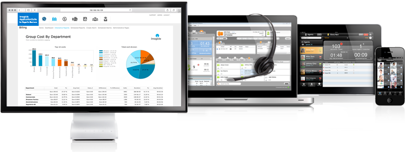 Imagicle AppSuite for Microsoft Lync