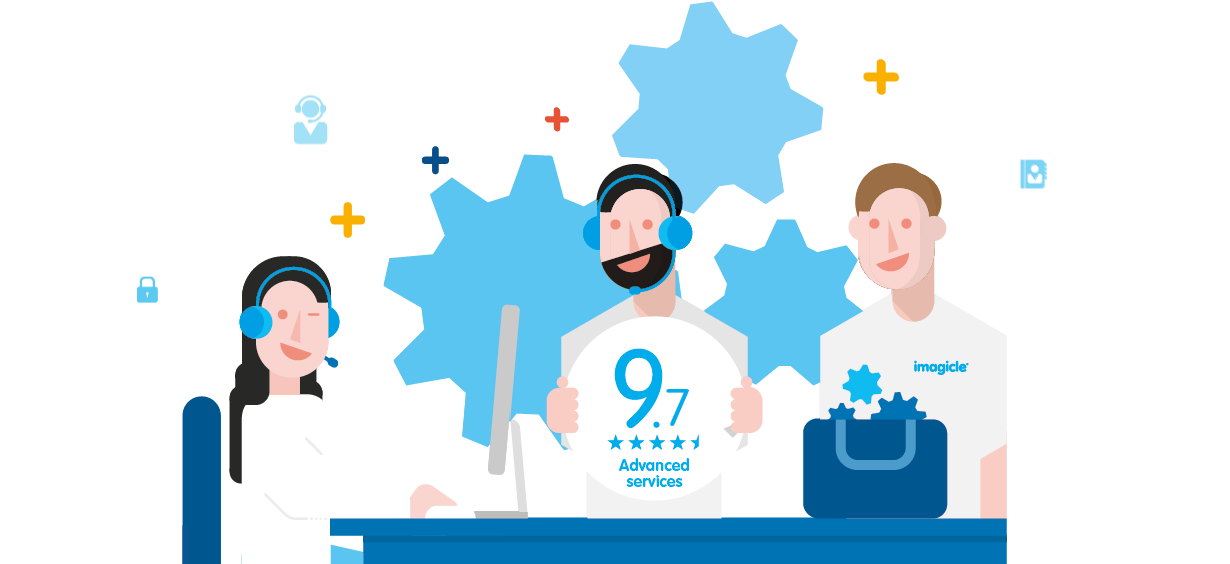Imagicle advanced Services