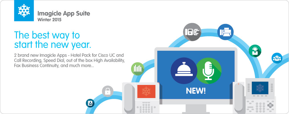 Imagicle AppSuite Winter 2015